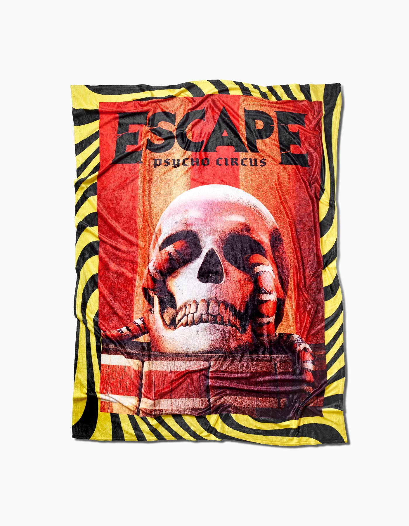 Escape Snake Eyes Blanket