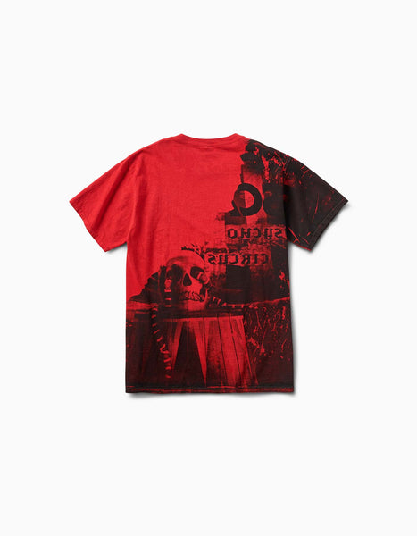 Escape Dead Red Tee
