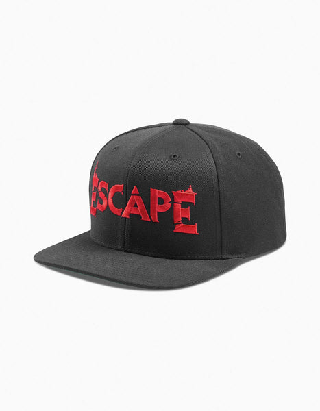 Escape Rattled Snapback