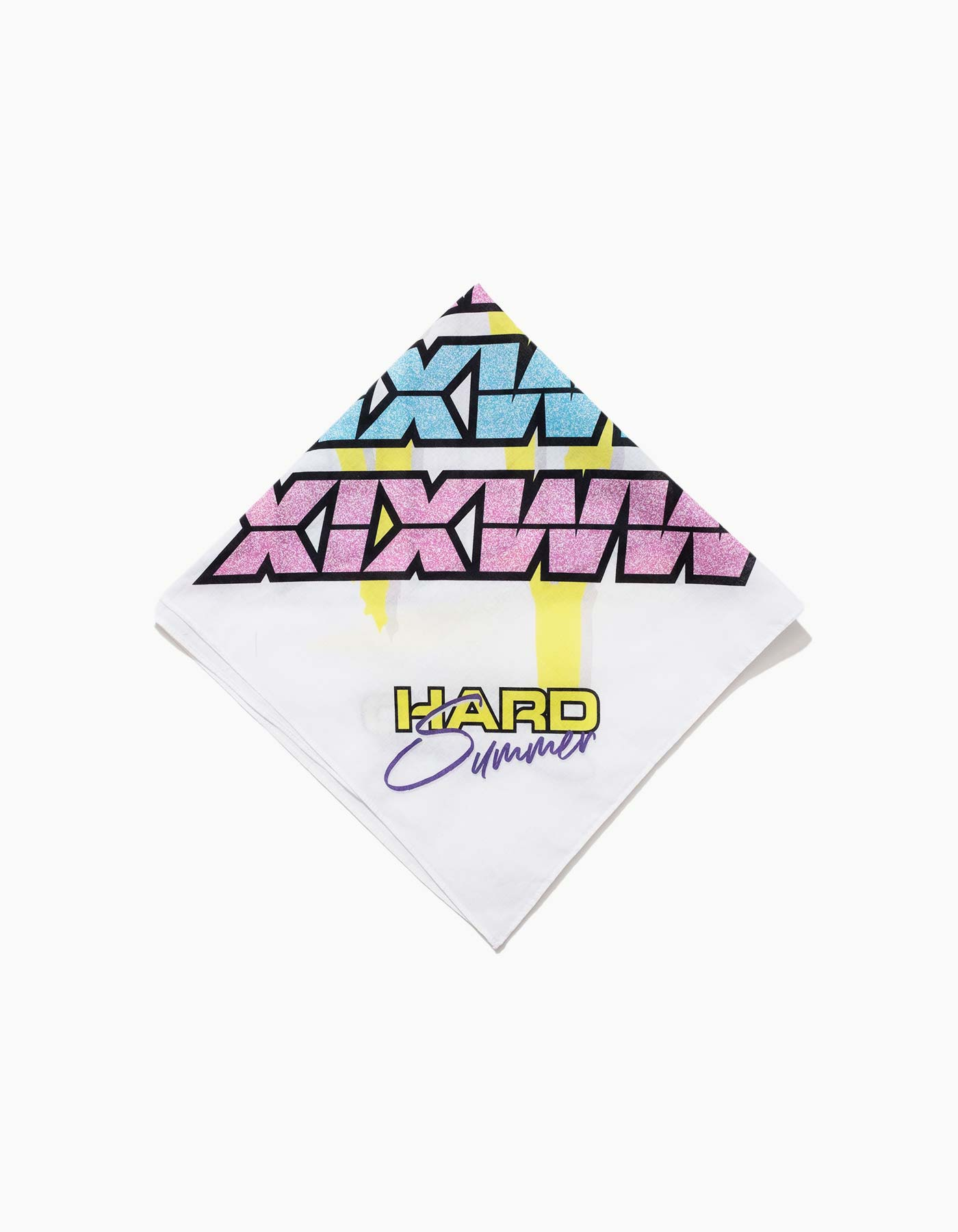 HARD Summer Finish Line Bandana