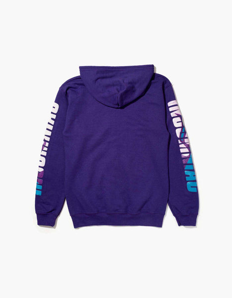 Insomniac Fireball Zip Hood Purple