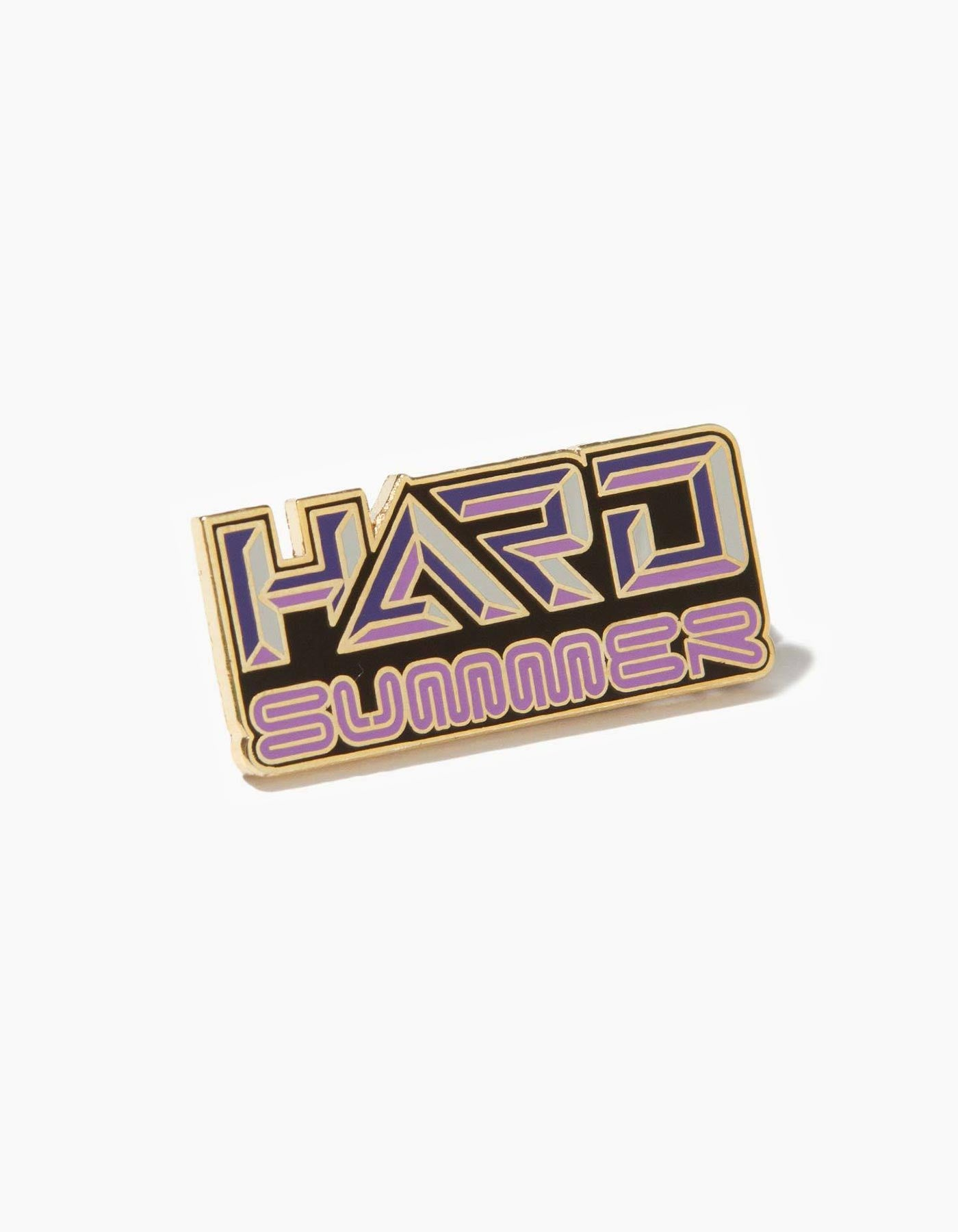 HARD Summer Devotion Pin
