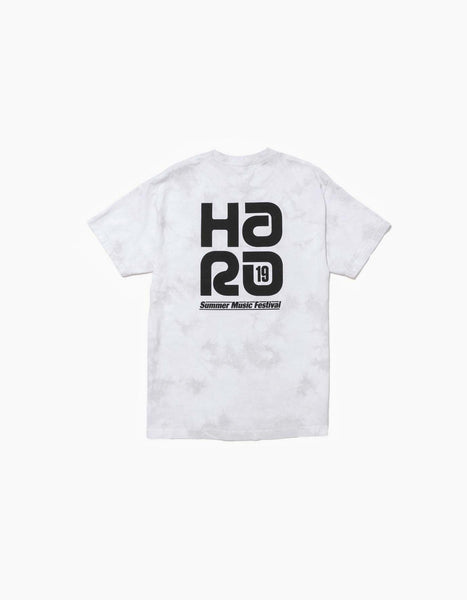 HARD Summer 2019 Faces Tee