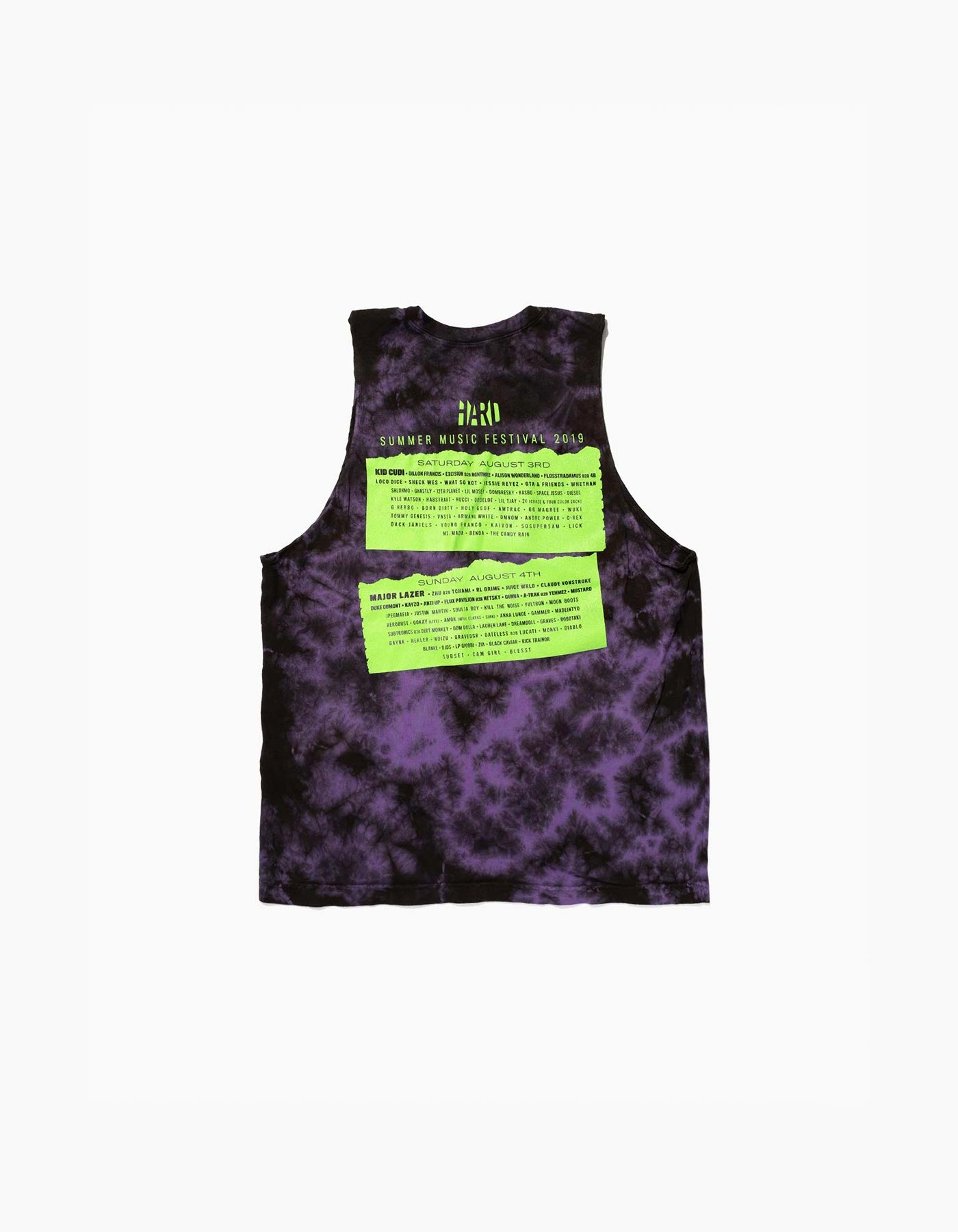 HARD Summer 2019 Womens Flyart Tank