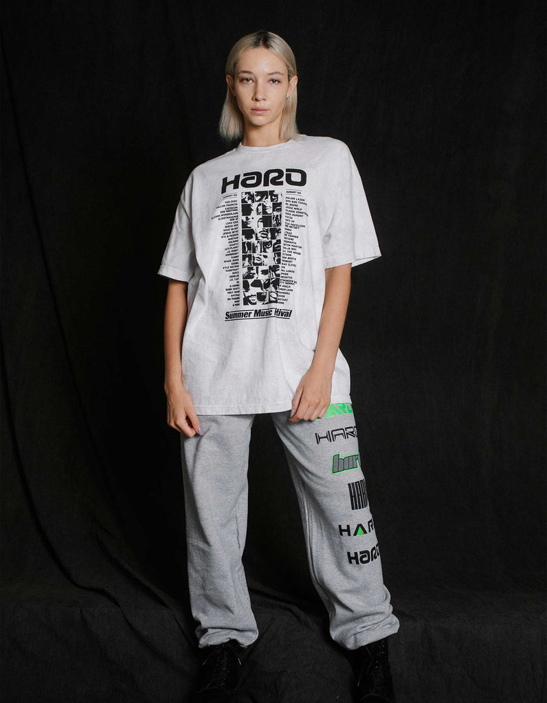 HARD Summer 2019 Logos Sweatpants