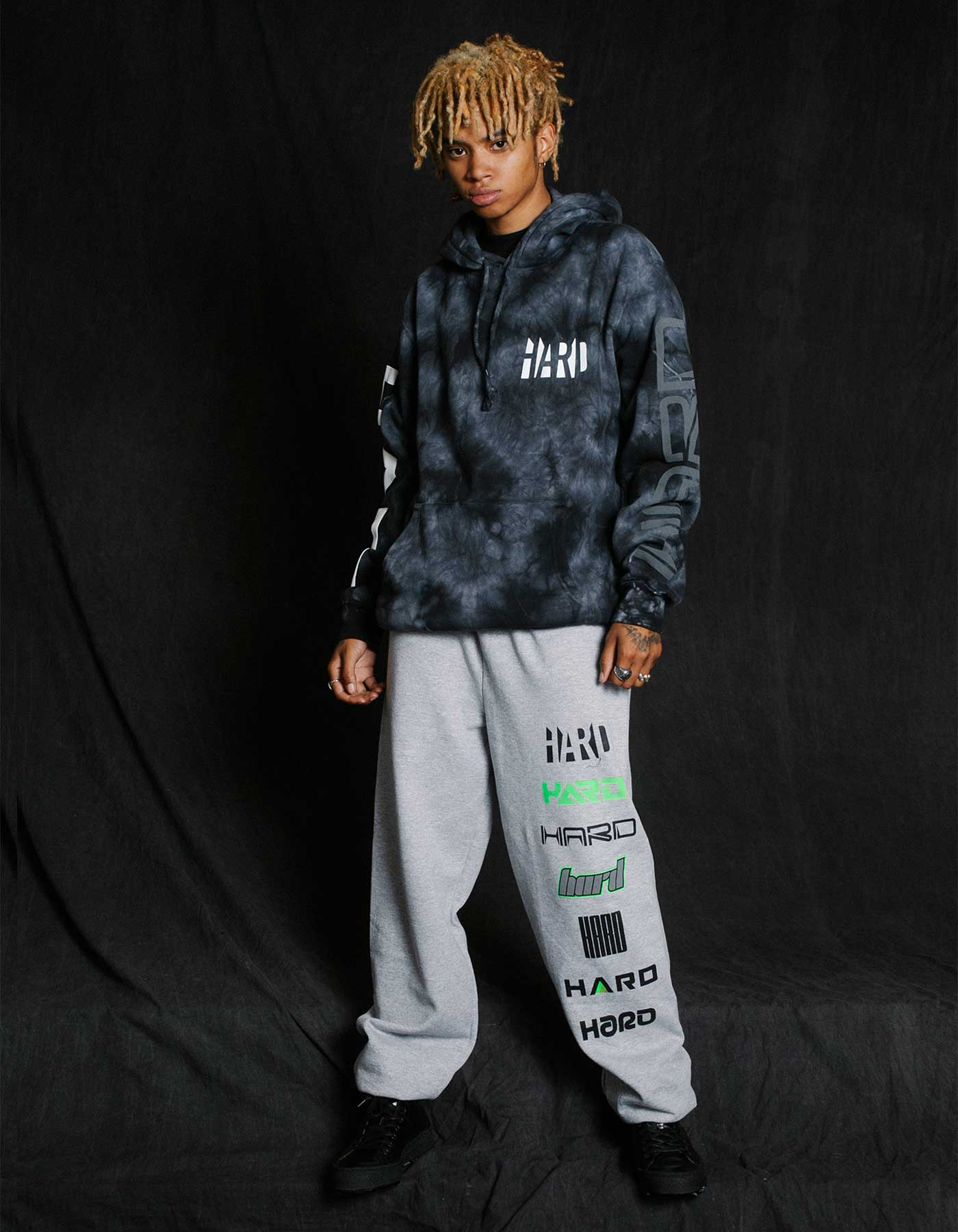 HARD Summer Logos Sweatpants