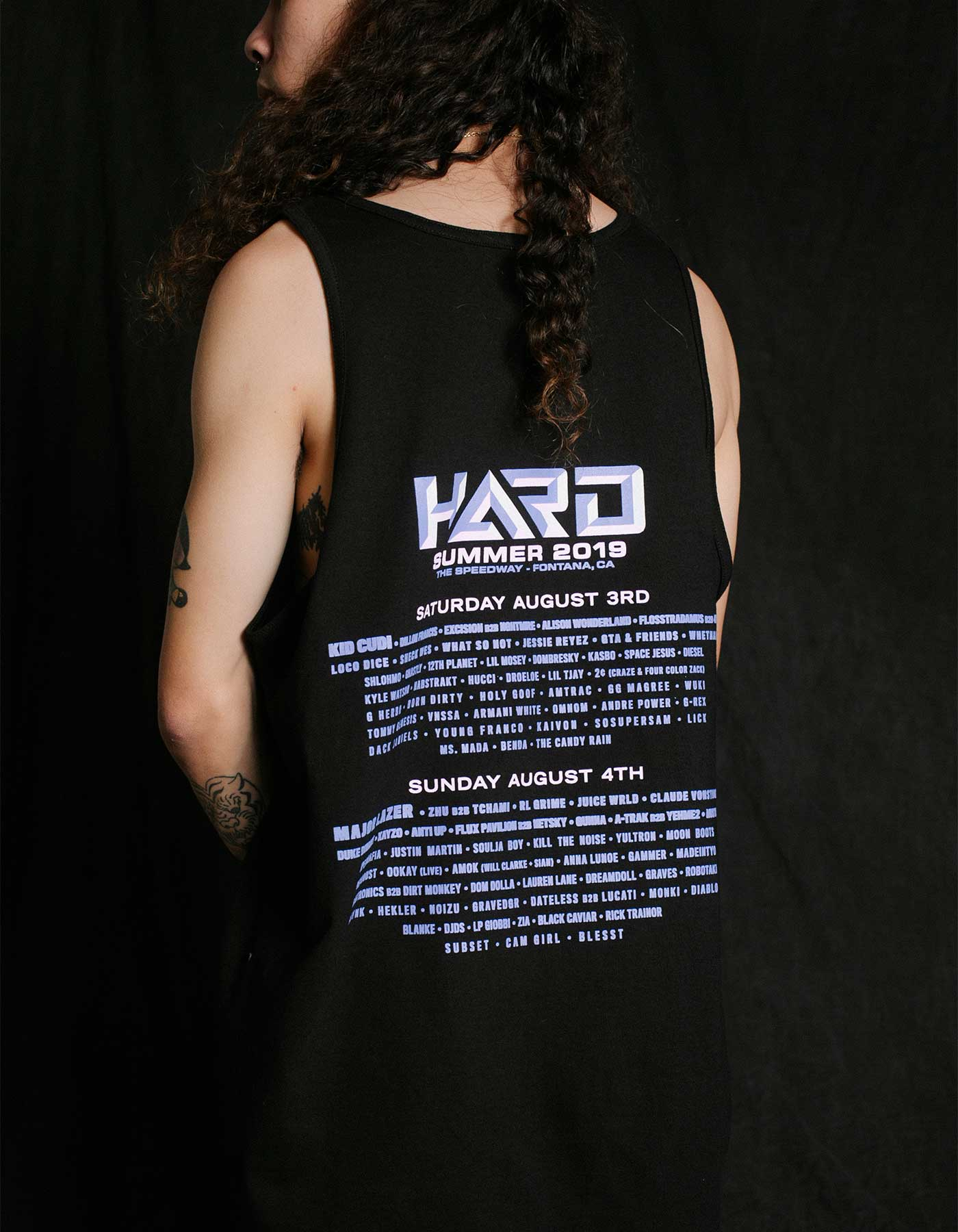 HARD Summer 2019 Devotion Tank