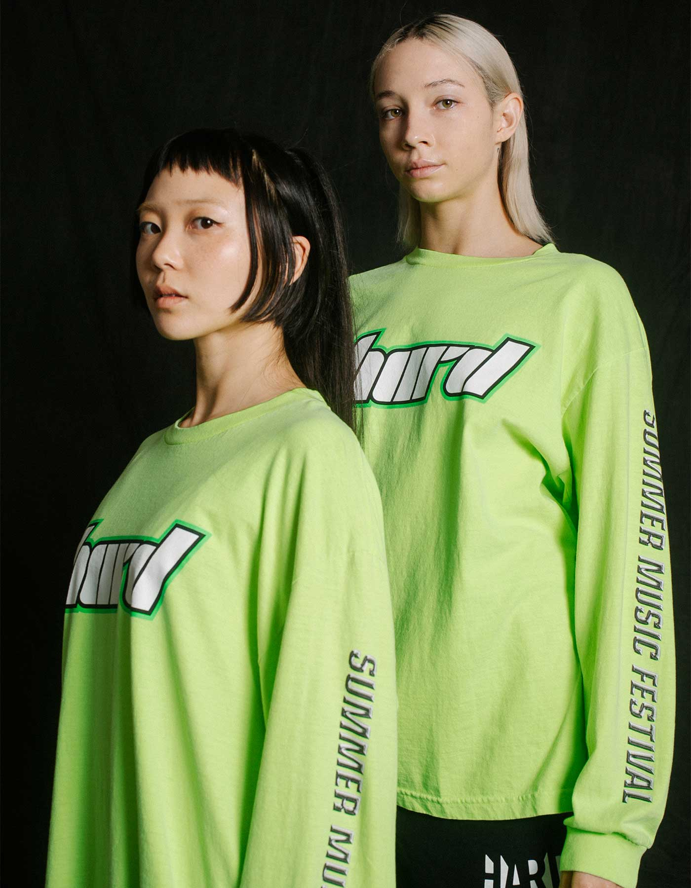 HARD Summer 2019 Midnight L/S Tee
