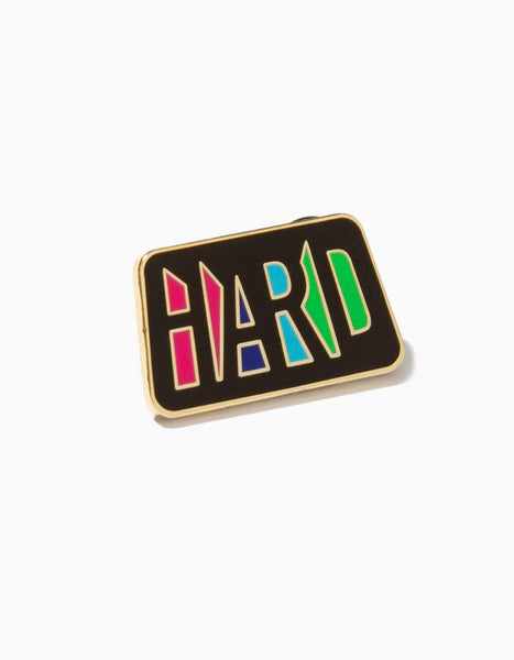 HARD Summer Original Pin