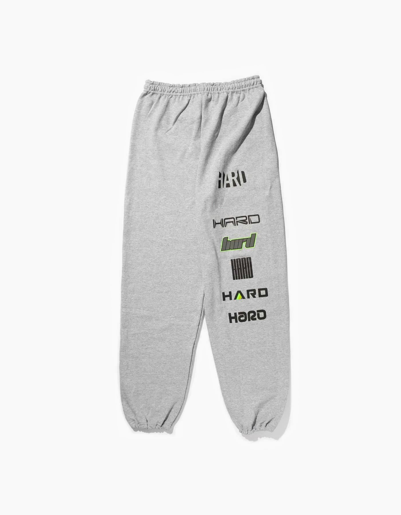 96ac162d HARD Summer 2019 Logos Sweatpants – Insomniac Shop