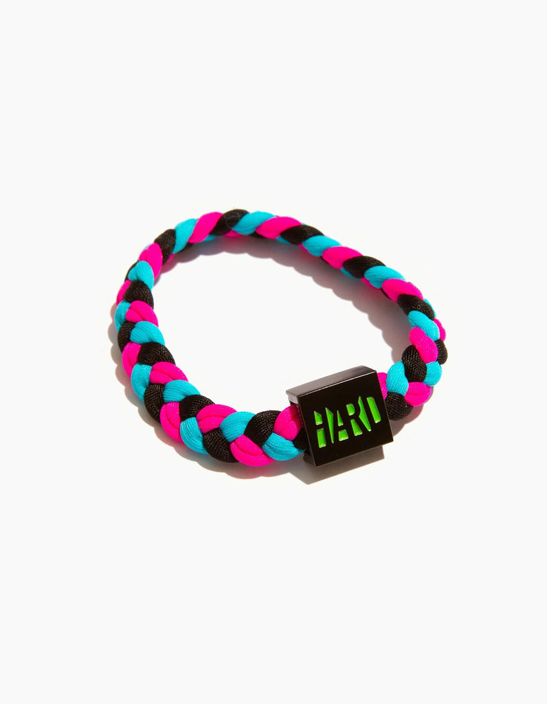 HARD Summer Electric Family Bracelet Pink