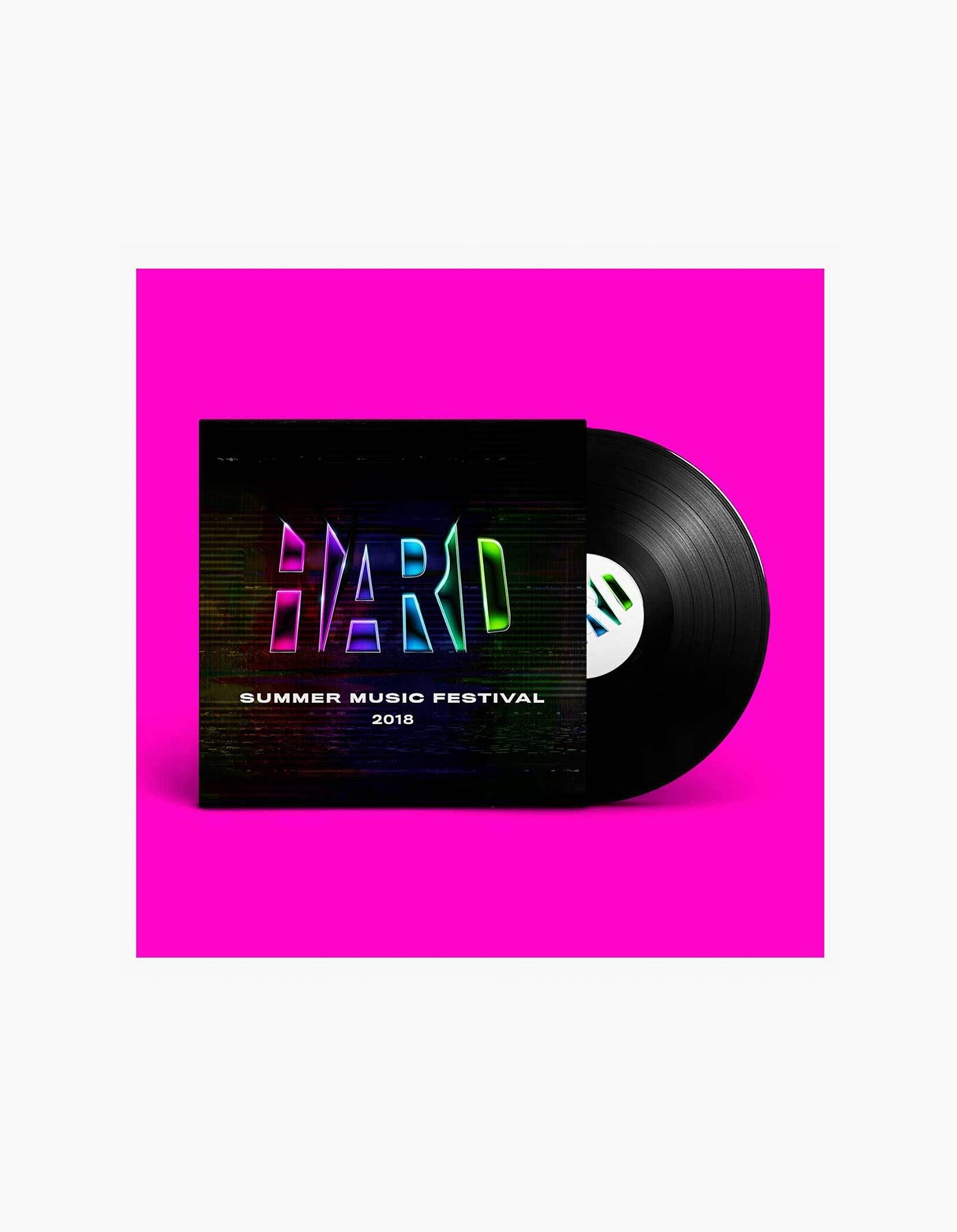 HARD - Summer 2018 HSMF Compilation 2xLP