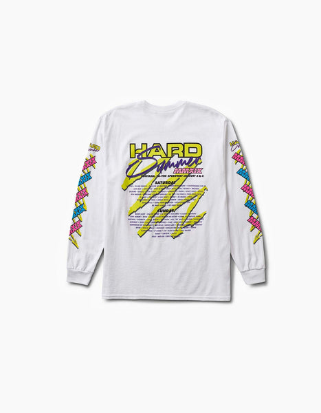 HARD Summer 2019 Finish Line L/S Tee