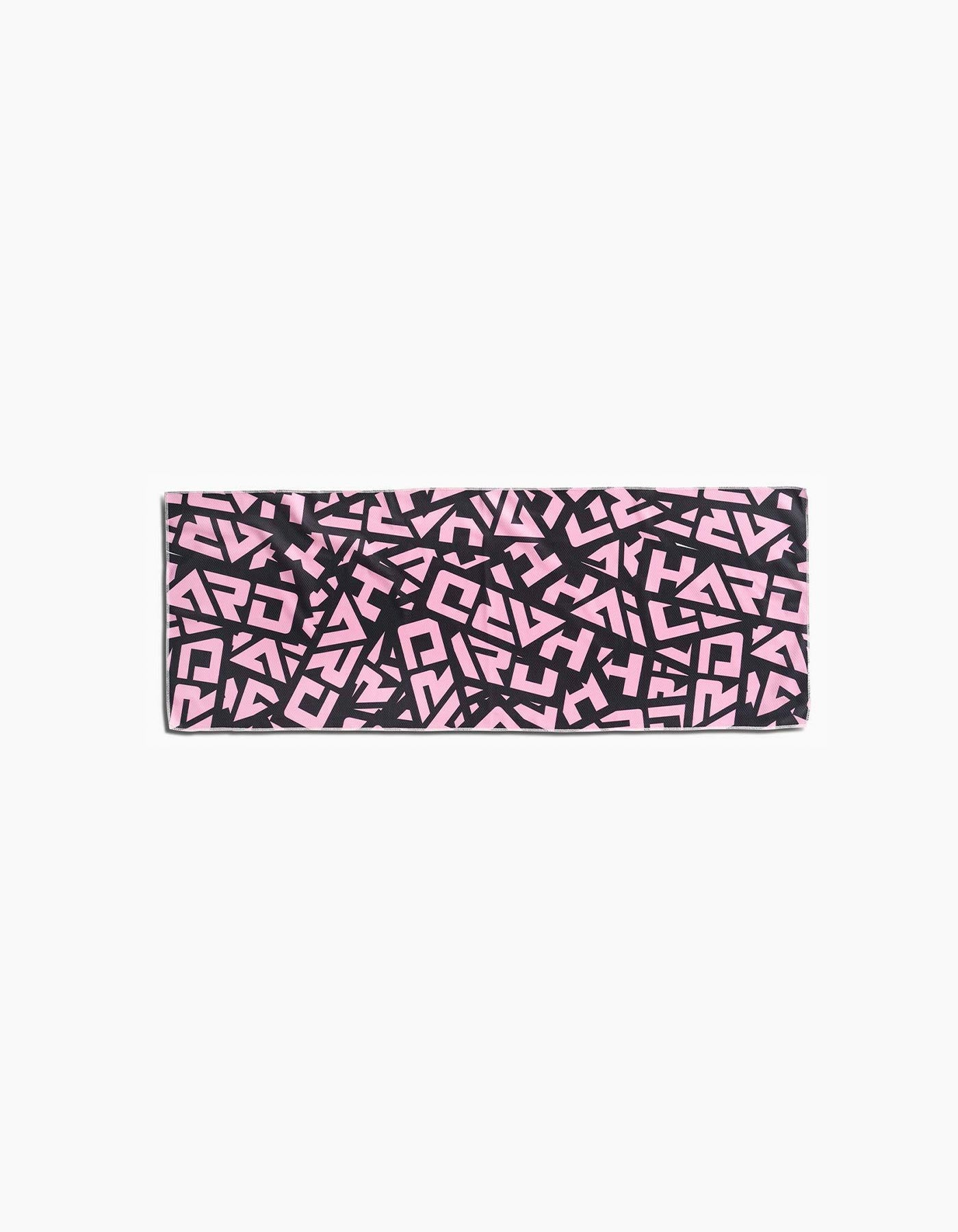 HARD Summer Heatwave Cooling Towel