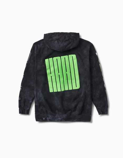 HARD Summer 2019 Multitude Hoodie Black