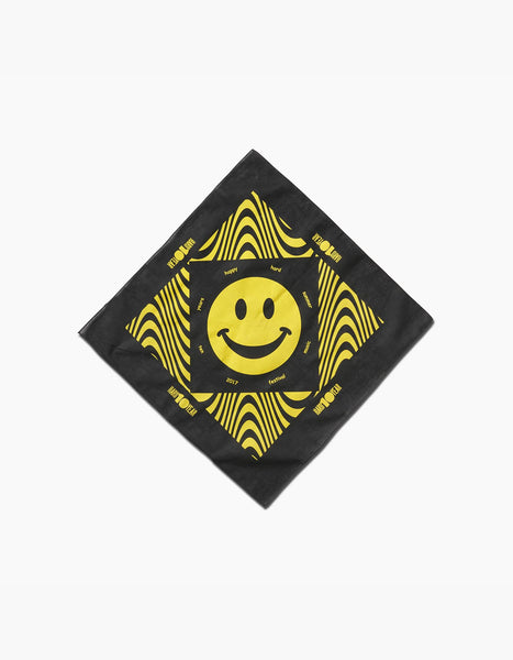 Hard Summer 2016-HSMF 10 Year Smiley Bandana
