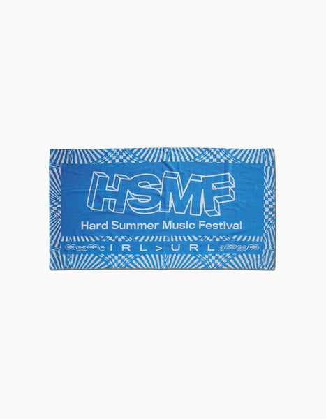Hard Summer 2016-HSMF Towel