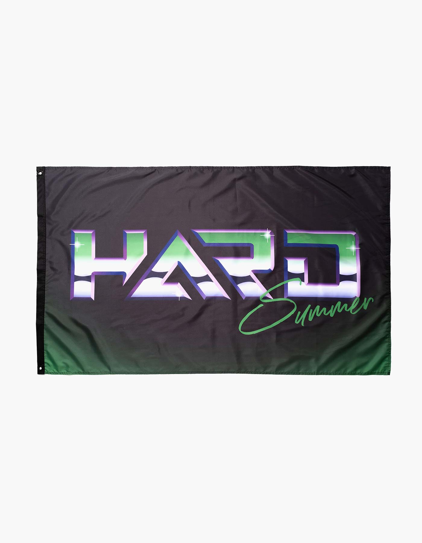 HARD Chrome Flag