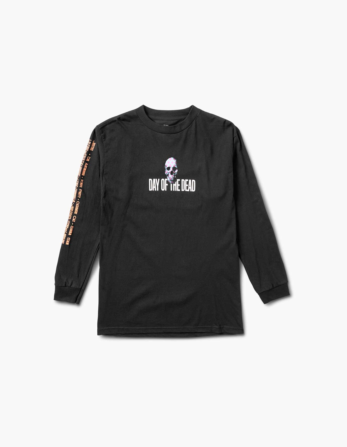 HARD DOTD Ultrasound 2018 Line Up L/S Tee