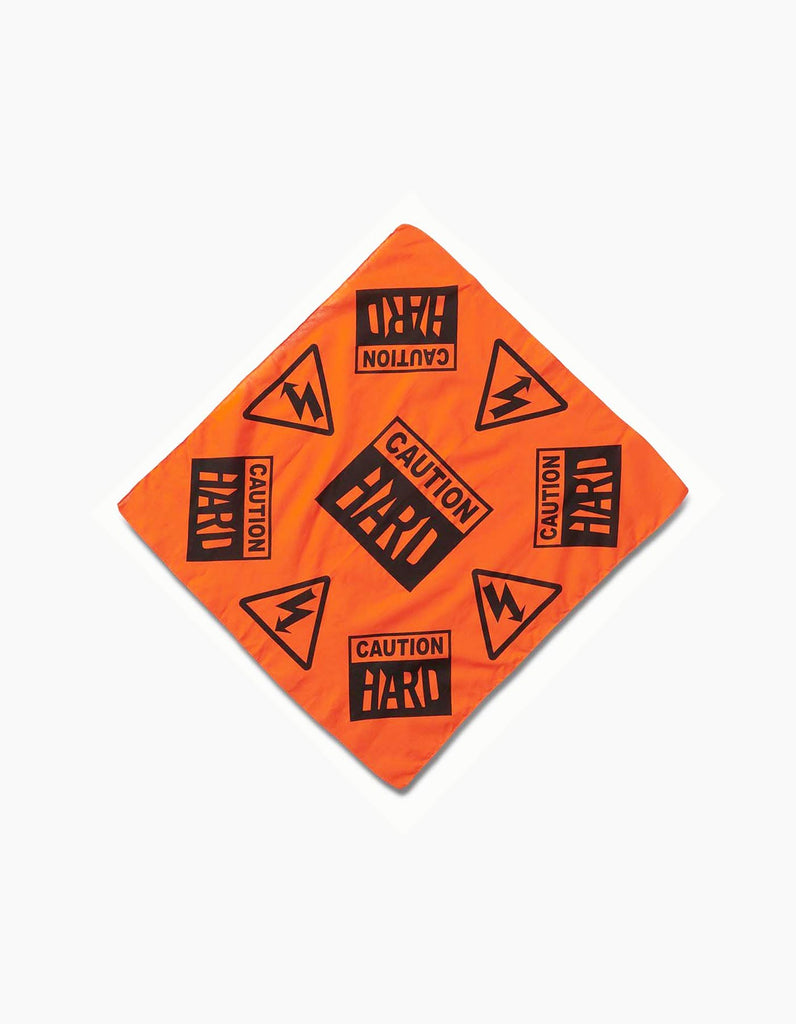 HARD - Caution Bandana