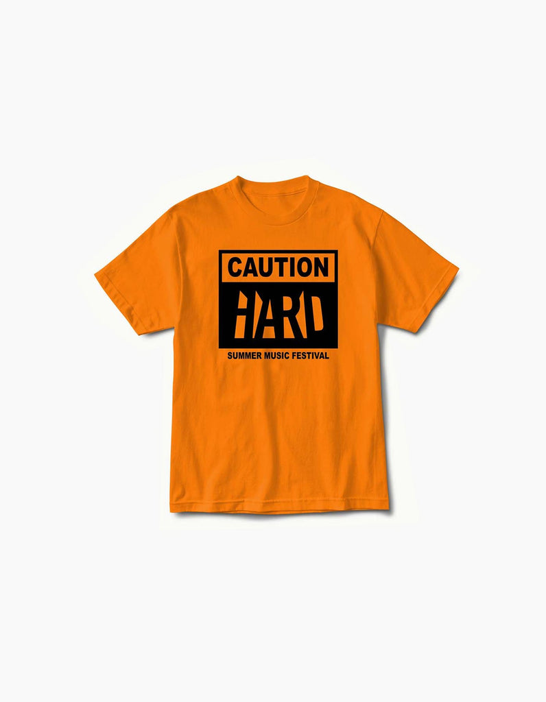 HARD - Caution Tee