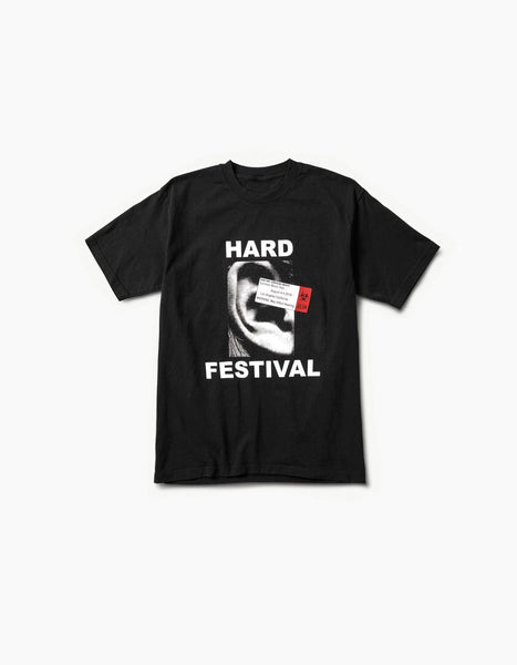 HARD - Summer Earache 2018 Line Up Tee