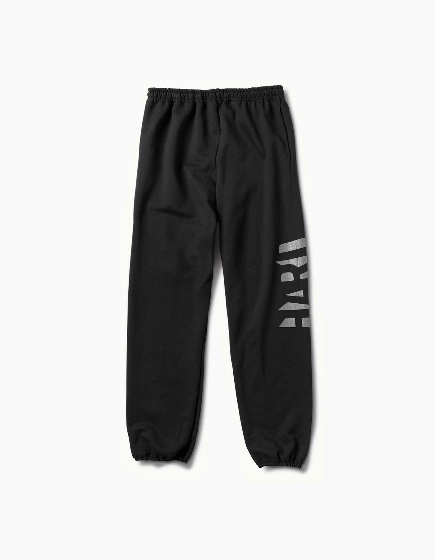 HARD - Reflective Logo Sweat pant