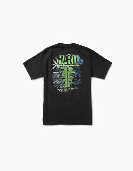 HARD -Summer Last Year's 2018 Line Up Tee