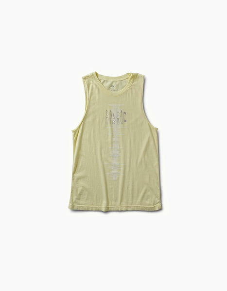 HARD - Summer Front Side Women's 2018 Line Up Tank
