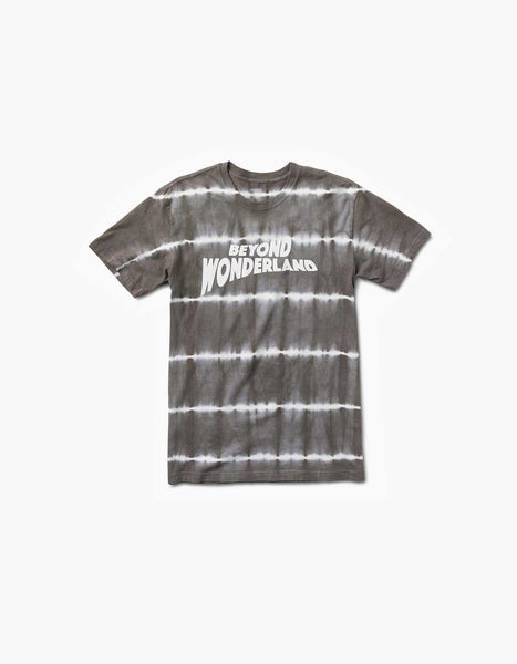 Beyond Wonderland Aquatic T Shirt Grey