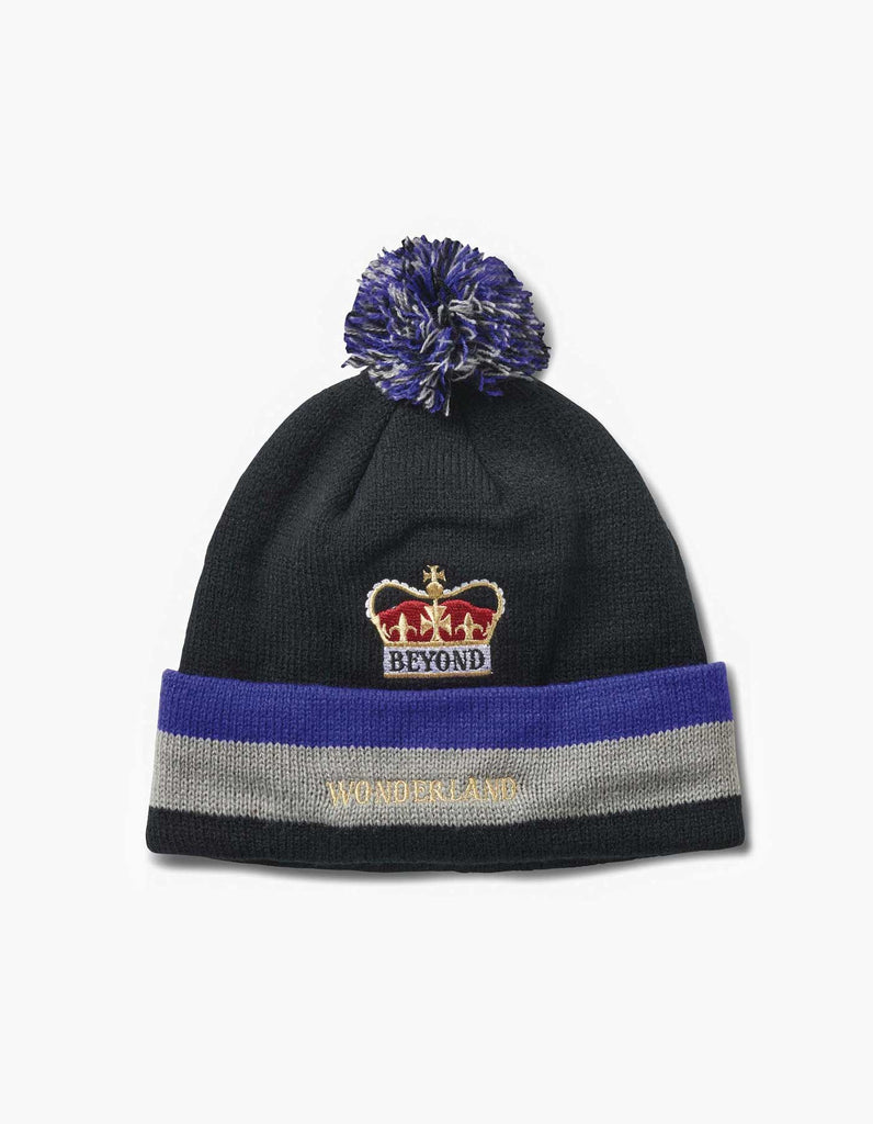 Beyond Wonderland Queens Beanie