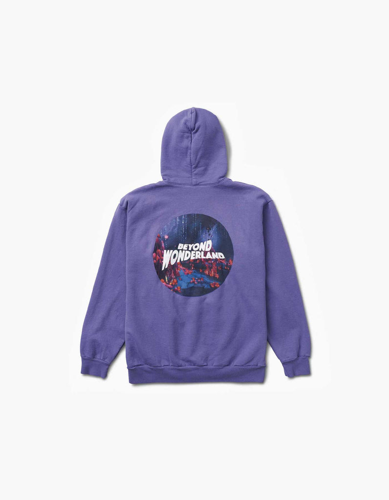 Beyond Wonderland Rubie Zip Hood
