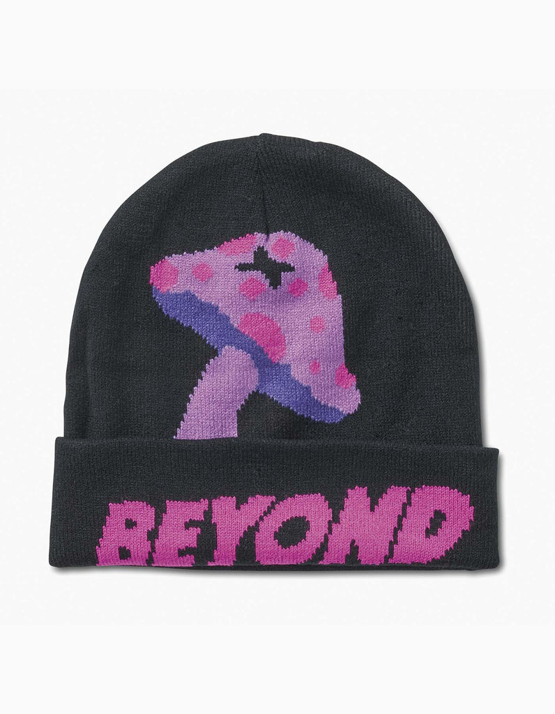 Beyond Wonderland Shrooms Beanie