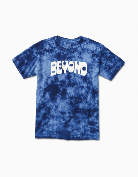 Beyond Wonderland Submerge T Shirt Blue