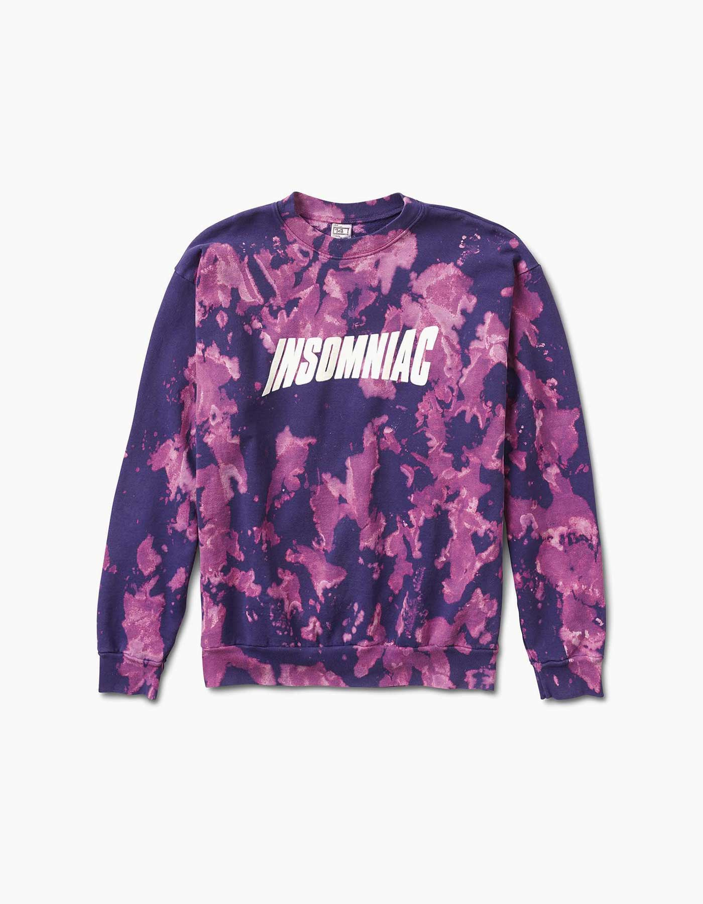 Insomniac-2017 Flash Crewneck