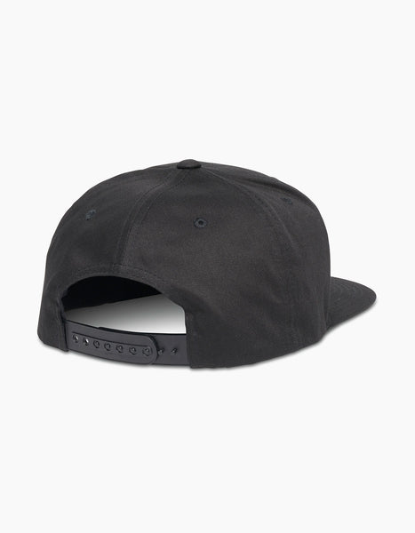 Insomniac-2017 Oval Patch Cap Black