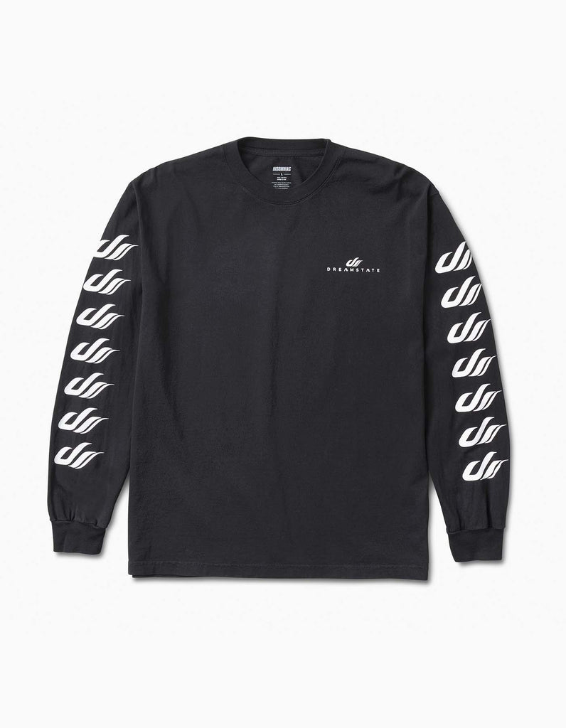Dreamstate Sleevers Long Sleeve Black