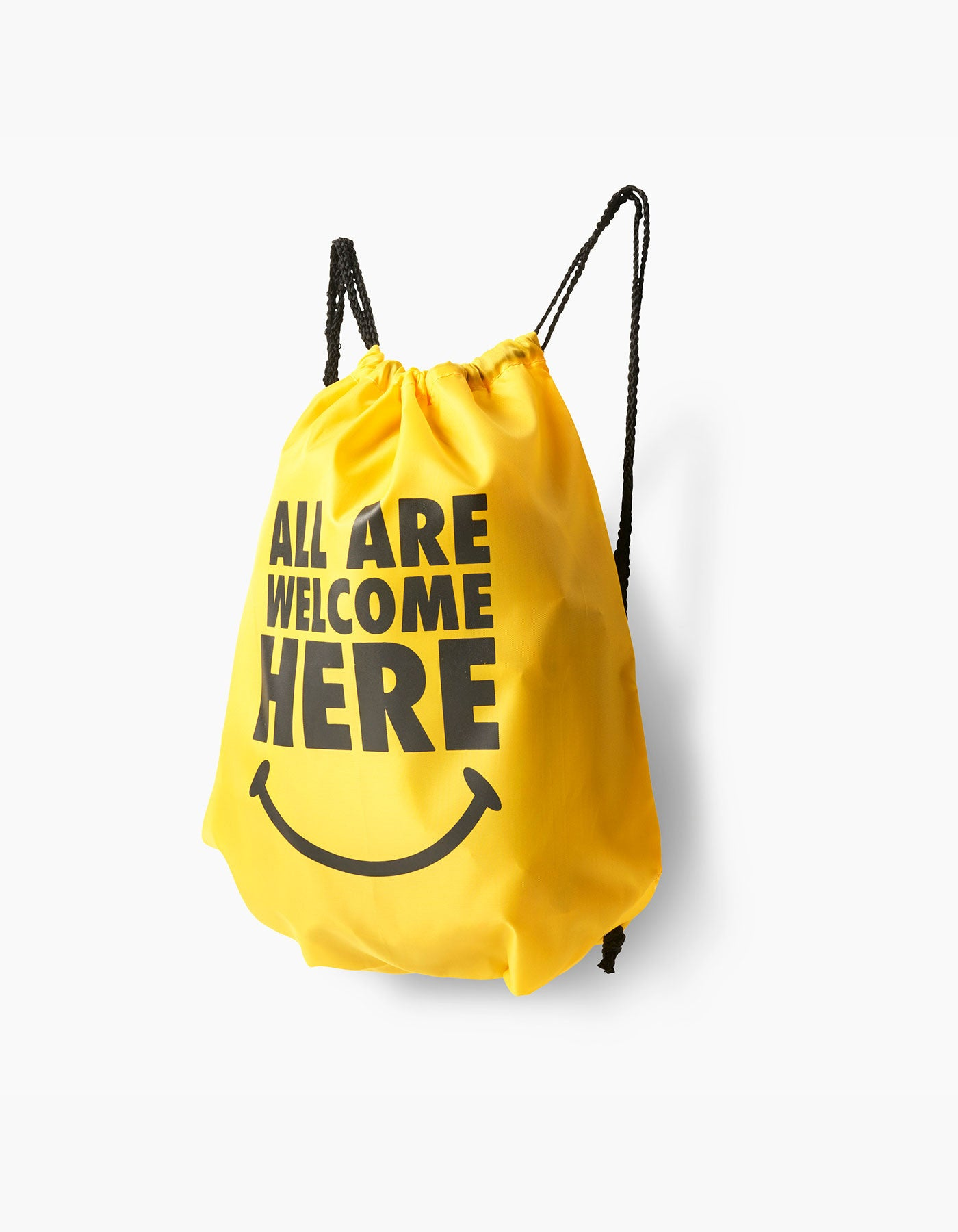 EDC Las Vegas All Are Welcome Drawstring Bag