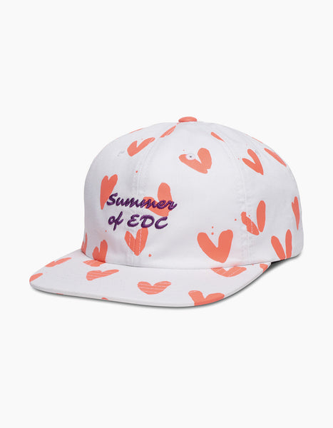 EDC Hearts All Over Cap