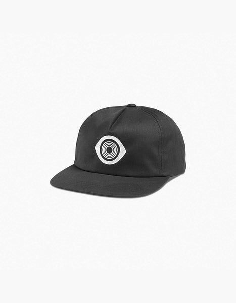 Insomniac-2017 Eye Snapback Black