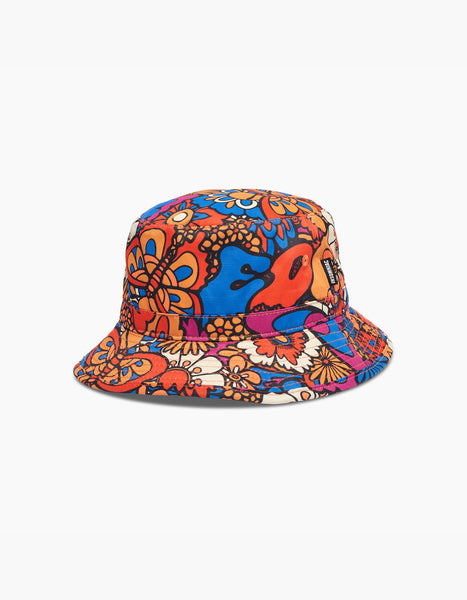 EDC Garden Bucket Hat Orange