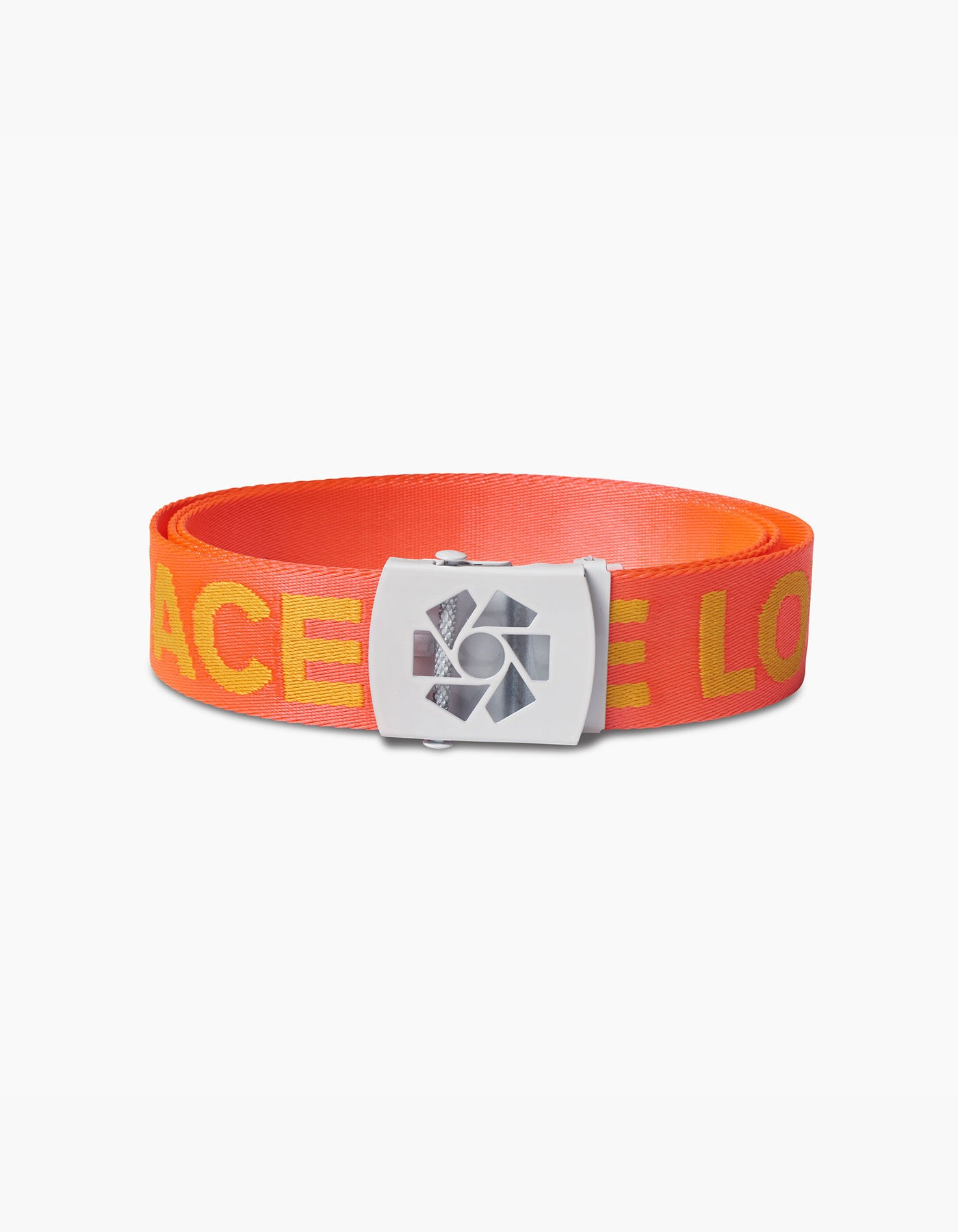 EDC-2017 Peace Love & EDC Belt Neon Red