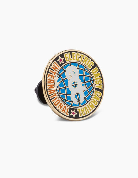 EDC International Pin