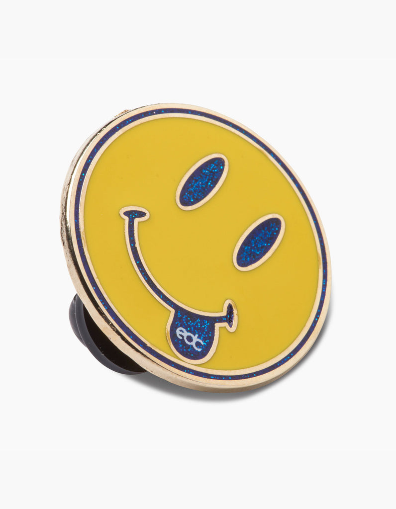 EDC Smiley Pin