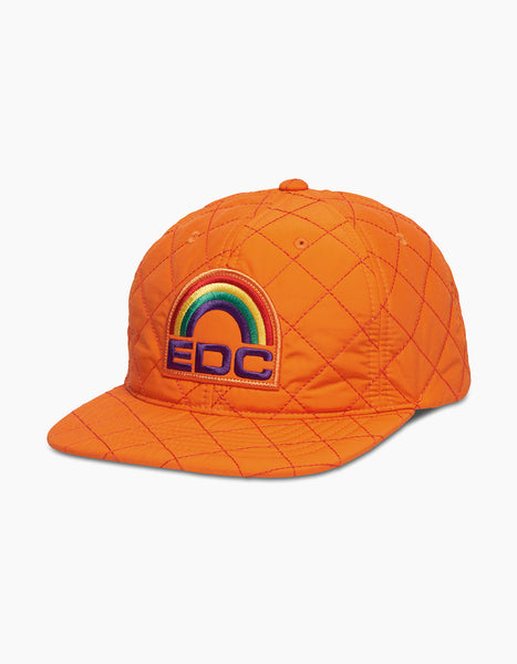 EDC Rainbow Rider Cap Orange