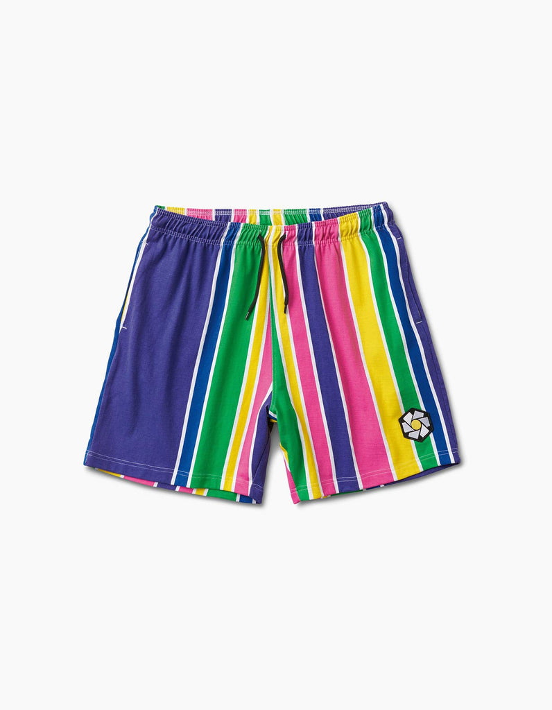 EDC Vertical Stripes Short