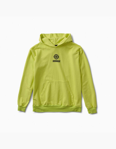 Insomniac Reflective Eye Hood Yellow Hyper Dye