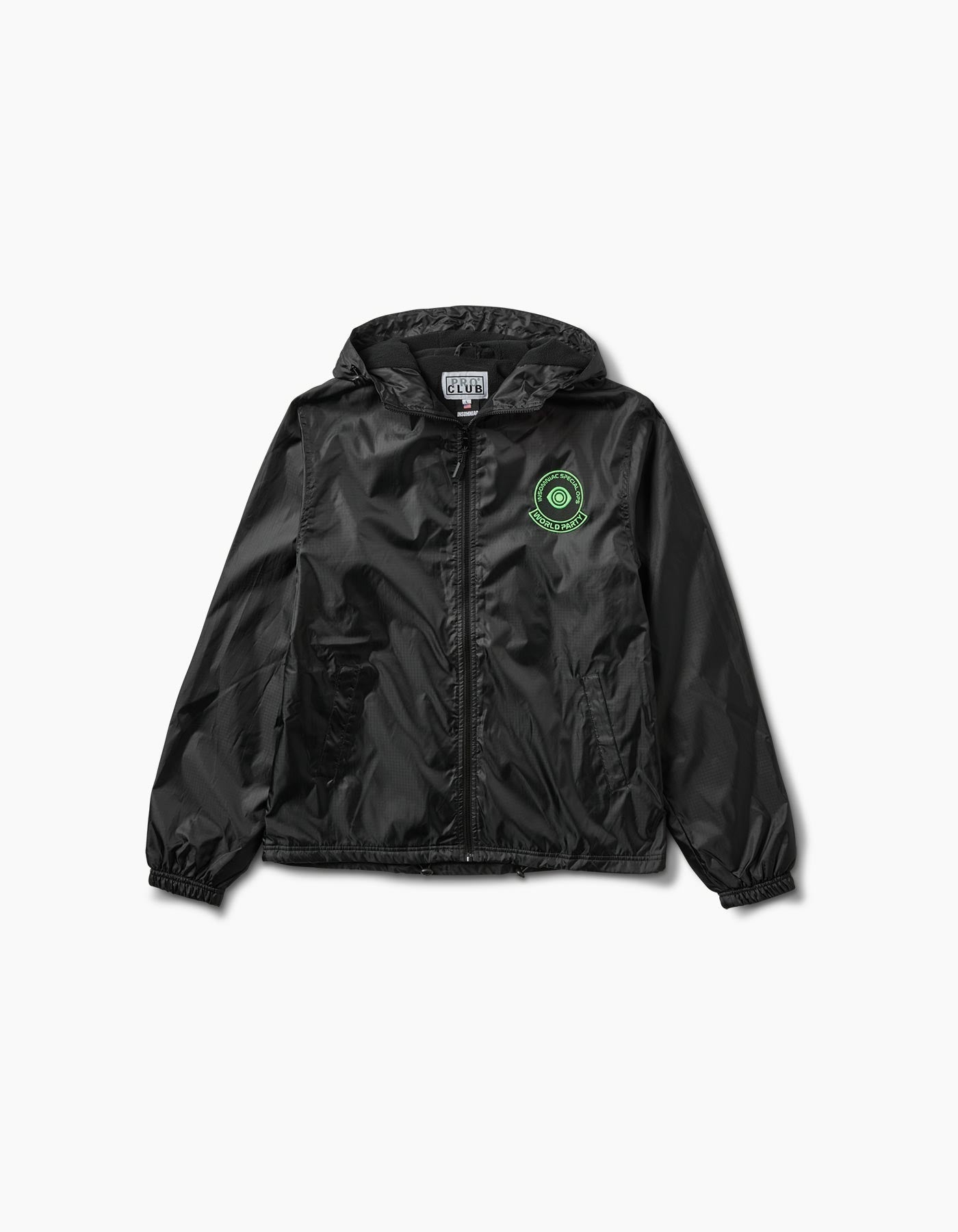 Insomniac - World Party Special Ops Jacket Black