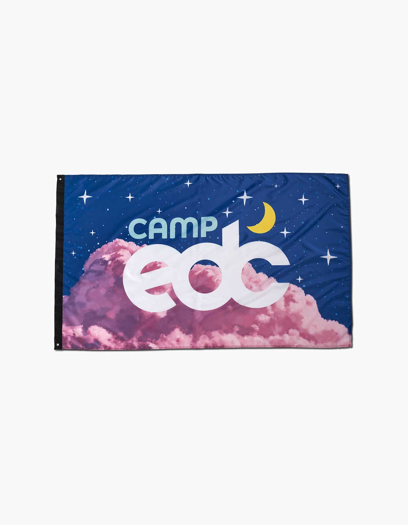 Camp EDC Twilight Flag