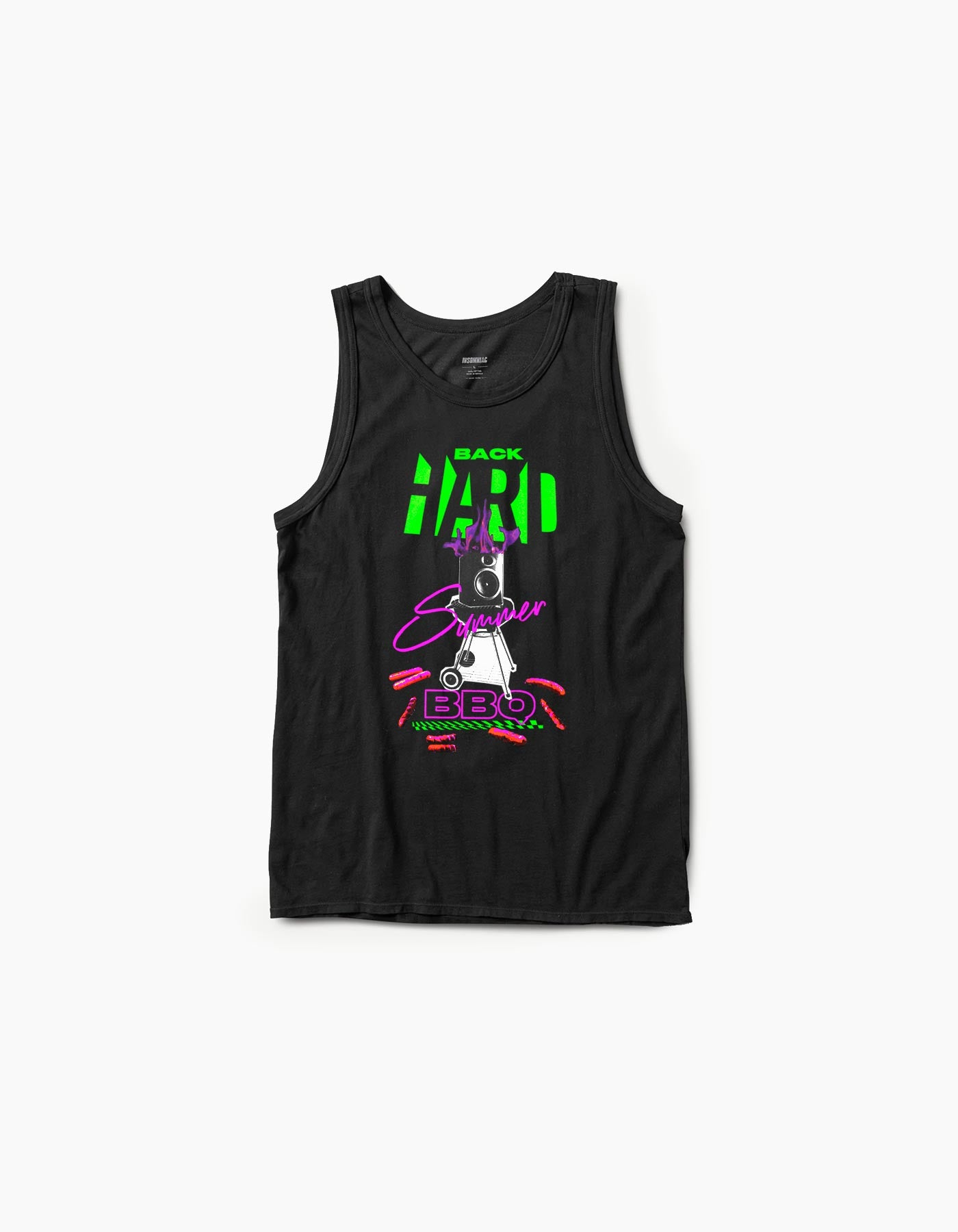 Virtual Hard Summer BYBBQ Tank